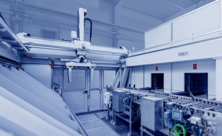 Wenger Automation | Sondermaschinen