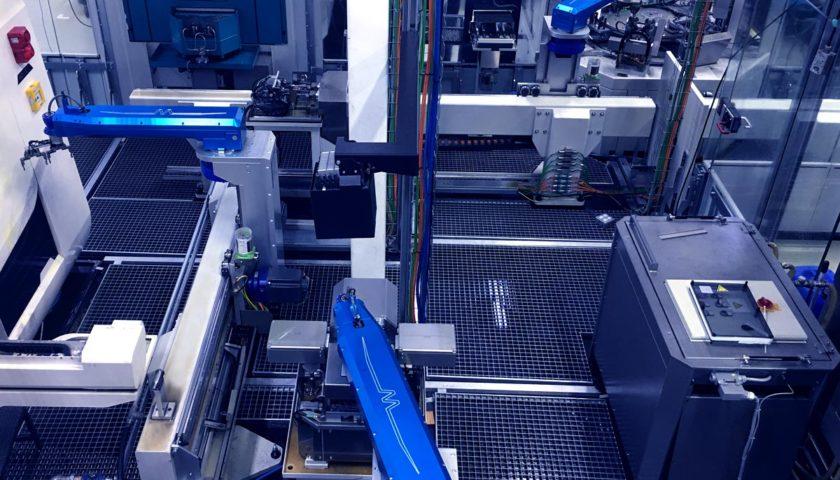 Wenger Automation | Vernetzte Fertigungssysteme