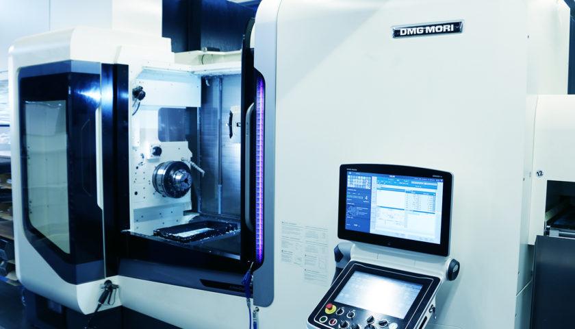 CNC Bearbeitung Losgröße 1